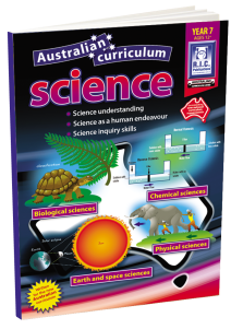 Australian Curriculum Science