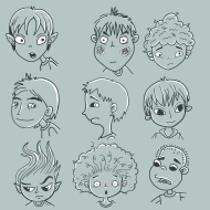 SCBWI MAY 20 boy faces