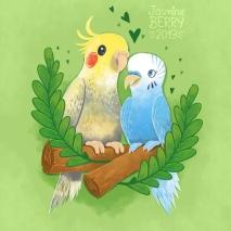 Fiona's_Love_Birds_Sketch