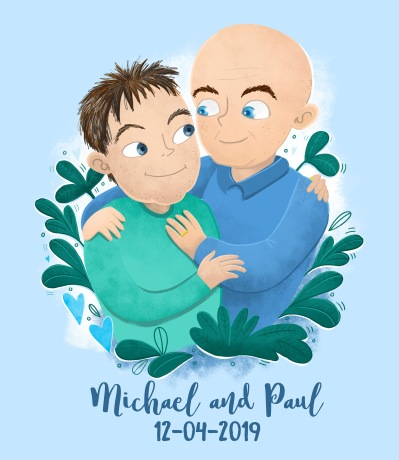 mike and paul