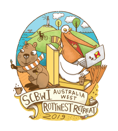 SCBWI Rottnest Retreat LOGO 2019
