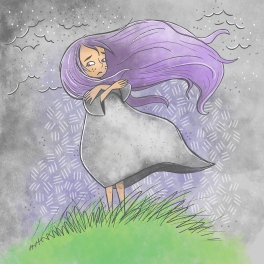 storm girl