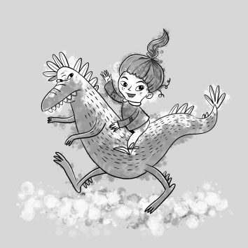 Girl_And_Her_Dino