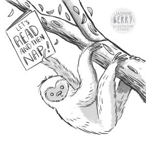 Sammy_Sloth_Book