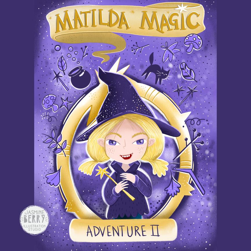 matilda witch cover1